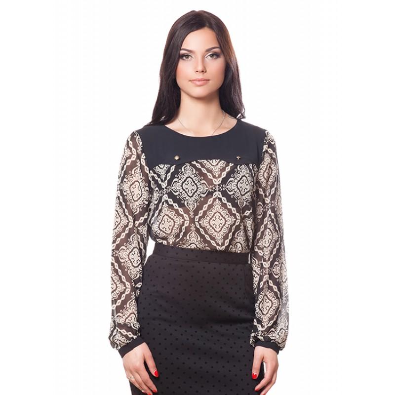 Блуза жіноча БЛ 166