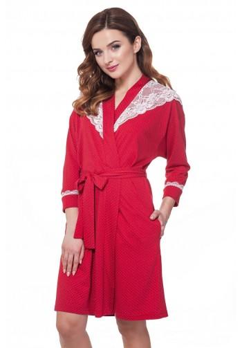 Жіночий халат LDG 028/005