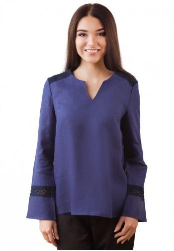 Блуза з натурального льону BL 187